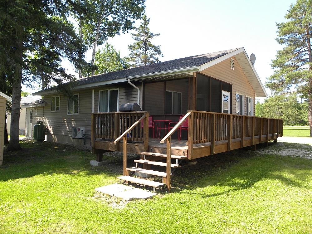 Cabins   Nutimik Lodge